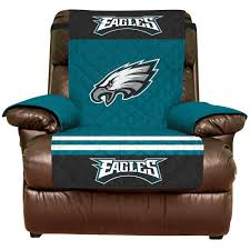 Oversized Recliner Cover Amazon Com Nfl Team Logo Furniture Cover Sports U0026 Outdoors