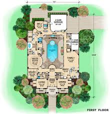 modern luxury home floor plans luxury modern house floor plans