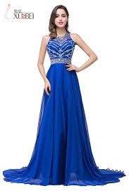 aliexpress com buy new luxury heavy crystal beaded long prom