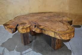 tree trunk coffee table large tronco tree trunk coffee table demejico