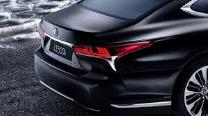 lexus luxury sedan lexus teases ls 500h hybrid ahead of geneva debut roadshow