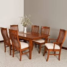 Amish Dining Room Chairs Copley Amish Dining Room Furniture Amish Dining Table
