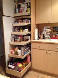 Oak Kitchen Pantry Cabinet Oak Corner Kitchen Pantry Cabinet Modern Kitchen
