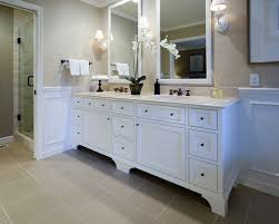 bathrooms with white cabinets murrayhill master bath traditional bathroom portland by