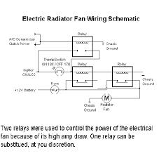 xenonzcar com z31 electric cooling fan installation