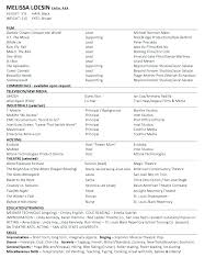 open office resume template actor resume template open office acting resumes templates