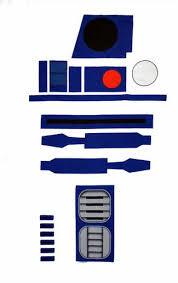 great star wars r2d2 t shirt iron on transfer