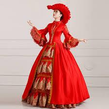 Sally Halloween Costume Size Cheap Size Renaissance Costumes Aliexpress