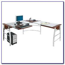 realspace magellan l shaped desk realspace mezza l shaped desk assembly instructions desk home
