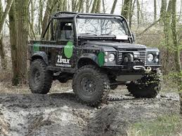 range rover defender pickup land rover defender pick up hledat googlem off road pinterest