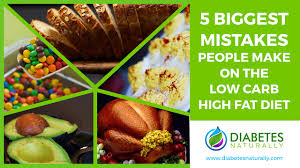 5 biggest mistakes people make on the low carb high fat diet
