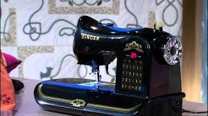 singer sewing machine black friday singer 160 kak wmv youtube