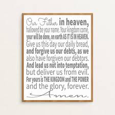 the lord u0027s prayer the lords prayer lords prayer art