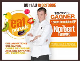 cours de cuisine norbert italie deux cours de cuisine par norbert tarayre le d