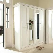 Bifold Mirrored Closet Doors Lowes Closet With Mirror Akapello