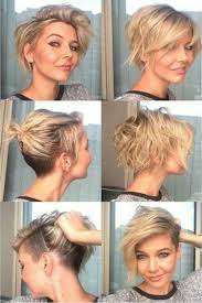how to trim ladies short hair versatile undercut hair pinterest undercut short hair and