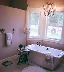 Chandelier Bathroom Lighting 27 Gorgeous Bathroom Chandelier Ideas Designing Idea