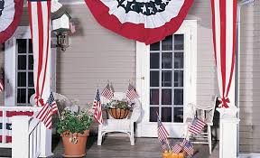 patriotic decorations gorgeous patriotic outdoor decorations all about home design