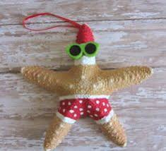 themed ornaments starfish in