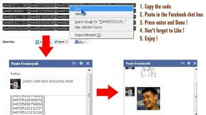 Facebook Chat Meme Codes - official troll big emoticons for facebook copy the code and