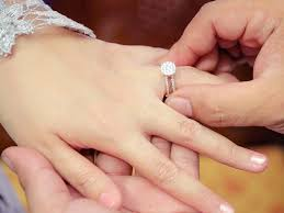 how to out an engagement ring which finger to wear engagement ring let s find out lovely rings