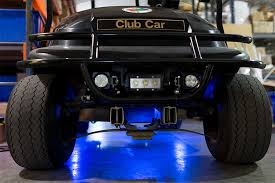 golf cart led strobe lights 4 compact golf cart led light bar 7w 500 lumens led golf cart