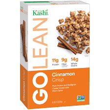 Breakfast Food Cereal Walmart Com by Kashi Golean Cereal 21 Oz Box Walmart Com