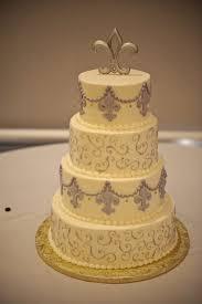 fleur de lis cake topper 21 best fleur de lis cake images on cake wedding