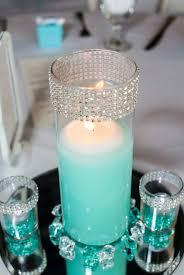 Blue Wedding Centerpieces by 19 Best Tiffany U0026 Co Wedding Ideas Images On Pinterest Tiffany