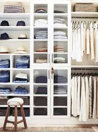 wardrobe organization closet organization inspiration and tips mydomaine