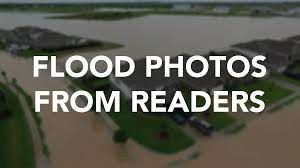 halloween city katy tx houston readers share photos of neighborhood flooding destruction