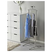 grundtal valet stand stainless steel 128 cm ikea