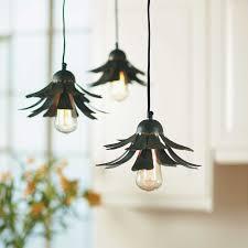 Flower Pendant Light Image Result For Petaled Pendant Light Kitchen Lighting