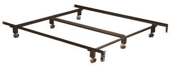 size metal bed frame