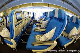 Klm Economy Comfort Cathay Pacific Flies With Boeing 777 300er On Amsterdam U2013hong