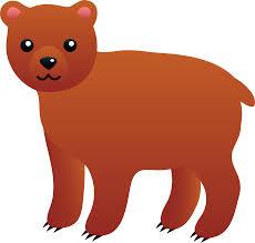 polar clipart brown bear pencil and in color polar clipart brown