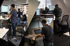 Fitbit Standing Desk Tired Of Sitting All Day Tech Pros Take A Stand Network World