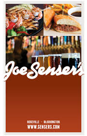 Kitchen Bar by Lunch Dinner Drinks Specials Menus Joe Senser U0027s