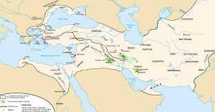 Mayan Empire Map The Persian Royal Roads U2013 Stmu History Media