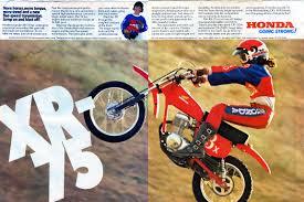1970s motocross bikes presentation name