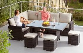 outdoor garden tables uk garden furniture for your outdoor spaces dfs