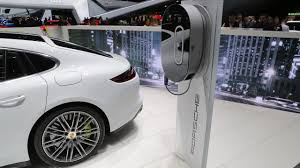 porsche panamera turbo s e hybrid shows up in geneva
