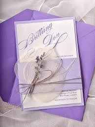 lavender wedding invitations custom listing 100 lavender wedding invitations cards 2218332