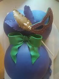 mardi gras baby shower belly cake mardi gras theme baby shower