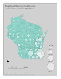 Map Distortion Geography 200 Portfolio Click On Maps For High Quality Versions