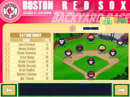 Kenny Backyard Baseball Backyard Baseball 2003 Game Giant Bomb
