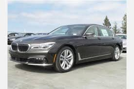 bmw 7 series maintenance cost 2016 bmw 7 series pricing for sale edmunds