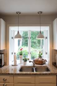 chair pendant lights above kitchen island different pendant