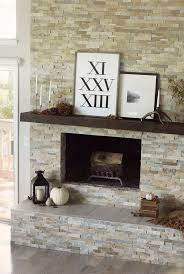 Stacked Stone Around Fireplace by 25 Best Ideas About Tile Around Fireplace On Pinterest Marble