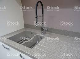 stainlesssteel kitchen sink single basin compositelaminate corian